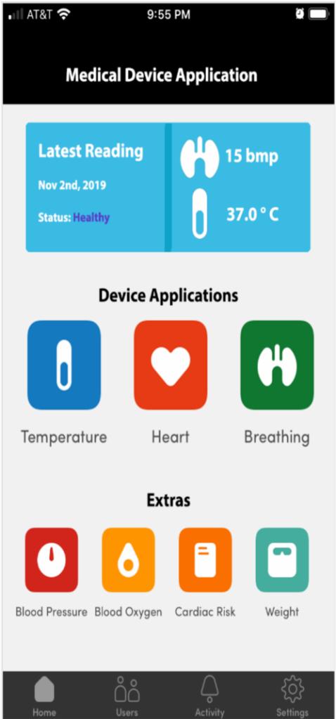 Prototype clinicloud homepage