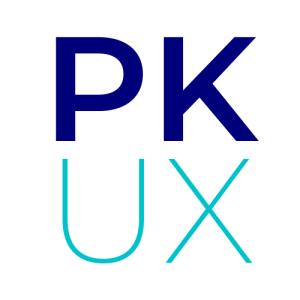 Paul Khawaja - UX Logo